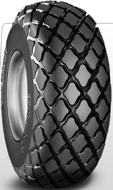 TR 387 Dual Bead Tires