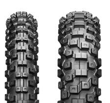Motorcross Rear M604 Motocross Hard Tires